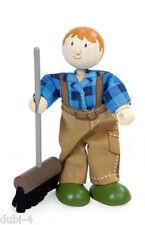 Le Toy Van - Budkins BK936 Biegepuppe Stalljunge Jimmy the Stable Boy Puppenhaus