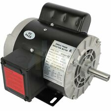 New Listing13hp Air Compressor Electric Motor 56 Frame 3450 Rpm 60hz Single Phase Odp