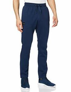 Under Armour Men's Rival Fleece Pants Academy Blue 4XL 1320739-408