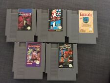 Nintendo nes games bundle X5