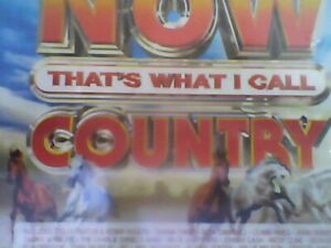 NOW That's What I Call Country - Kenny Rogers [4CD] new sealed free post