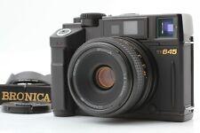 Top Nuovo di zecca Bronica RF645 Medio Formato Macchina Fotografica Zenzanon 65mm F/4 DAL GIAPPONE #1281