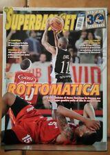 SUPERBASKET Anno XXXI n. 49 - 2008 - SPECIALE DERBY DI BOLOGNA - VIRTUS ROMA