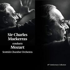 Sir Charles Mackerras conducts Mozart (Scottish Chamber Orch) 5 CDs (Pre-order)
