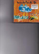 Woodstock-94 2 cd album incl booklett