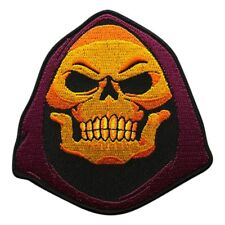 Skeletor Embroidered He-Man Masters of The Universe Patch [SKP-7]