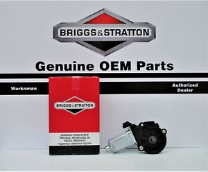 OEM Briggs Strattton Murray 1728965SM 3 Spout Rotator Motor Replaces 1728965