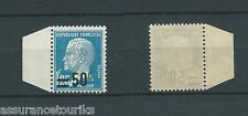 SURCHARGÉS - 1926 YT 222 - TIMBRE NEUF** LUXE - COTE 6,00 €