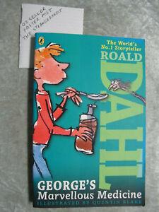 George's Marvellous Medicine - Roald Dahl OzSellerFasterPost!