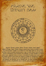 Unique Printing Enoch - Ancient Scroll of Happy Destiny