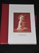 New Anne Geddes Baby Photo Album Keepsake Shower Gift Rare