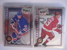 1997-98 Donruss Priority DIRECT DEPOSIT COMPLETE INSERT SET FOIL CARDS BV = $200