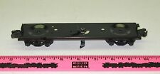 American Flyer parts ~ Tie Ejector frame assembly with trucks