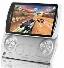 New Sony Ericsson XPERIA PLAY R800i White T-Mobile Smartphone GSM 3G Phone