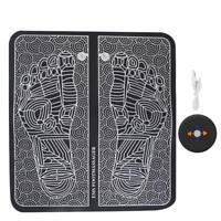 Coussin électrique double masseur de pied EMS Massage Muscle de circulation