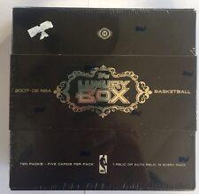 2007-08 Topps Luxury Box Basketball Sealed Hobby Box Kevin Durant RC HTF