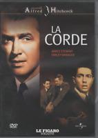 La Corde Dvd Alfred Hitchcock Collection Le Figaro Jame Stewart Farley Granger