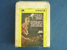 8 Track Tape Sydney Devine Crying Time