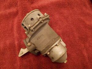 Willys Jeep Combination Fuel Vacuum Pump 9993 Vintage Rebuilt Ready 2 GO 53-55