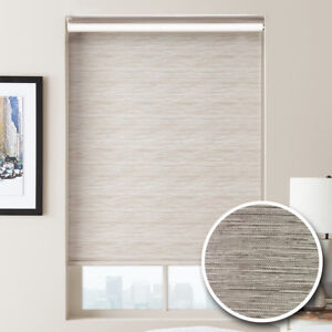 Window Blinds 100% Blackout Haze Signature Roller Shades Anti-UV Custom Made