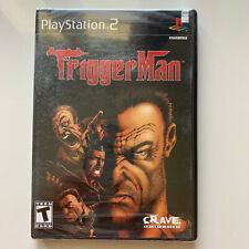 Trigger Man - PlayStation 2 *** BRAND NEW ***