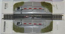 Fleischmann Modellbahnen der Spur N aus Kunststoff mit Zweileiter-Gleissystem