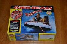 """Speed Boat Inflatable Towable Airhead Ruckus 58"""" 1-2 Person Ride on Tube New"""