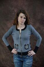 Markenlose Damen-Pullover & -Strickware mit Reißverschluss in Größe 38