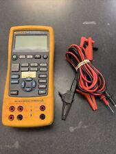 Fluke 725 Multifunction Process Calibrator Used