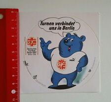 Aufkleber/Sticker: Puma - Deutsches Turnfest Berlin 1987 (01071647)
