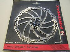 Disco de freno PROMAX Ø 203 mm 6 agujeros freno de disco de rotor incl. tornillos 15603