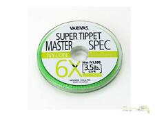 Varivas Master Spec Super Nylon Tippet | 0x to 10x | Top Quality