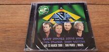 "ASIA ""LIVE - SAO PAULO BRAZIL"" CD -VERY RARE 2 DISC SET- NEW / SEALED"