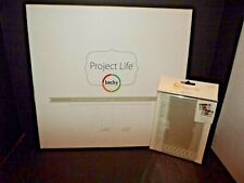 Becky Higgins Project Life Big Variety Pack Photo Pocket Pages & Overlays New (H