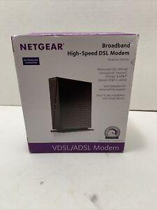 Netgear DM200 Broadband High-Speed DSL Modem  *Rattling Noise When Shaken*