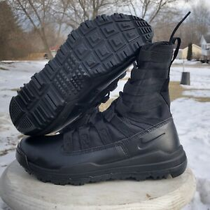 """New NIKE SFB GEN 2 8"""" TACTICAL Military Combat BOOTS SIZE 11 Euro 45 922474 001"""