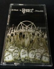 HADEZ - Tribute to Hadez .... Attack!!! Cassette Tape