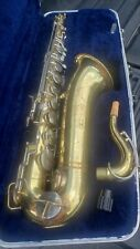 Vintage THE MARTIN Tenor Saxophone Imperial IN CASE
