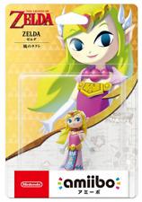 NEW Nintendo 3DS Wii U Amiibo ZELDA Wind tact (THE LEGEND OF ZELDA) JP  F/S