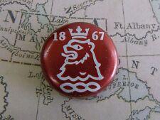 BEER Bottle Crown Cap ~ (Labatt) OLAND Brewing Co ~ Halifax, Nova Scotia, CANADA