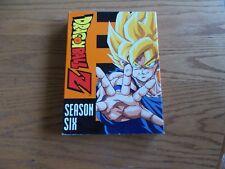 DRAGONBALL Z SEASON SIX DVD 6 DISC SET