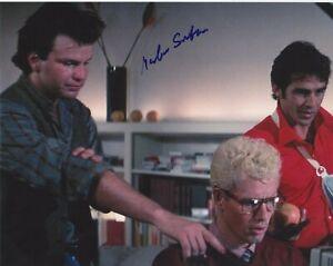 Michael Santoro Signed Autographed 8x10 photo - Buckaroo Bonzai - RARE - K9 COA