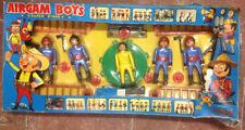 AIRGAM BOYS airgamboys BOMBEROS en caja nunca abiertos!!!!!