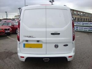 FORD TRANSIT CONNECT  REAR BUMPER RS STYLE