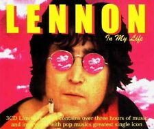 John Lennon In My Life 3 CD 's Box Set Limited Edition 1998