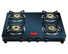 Prestige 4 Burners Marvel Gas Stove Glass Top  GTM 04