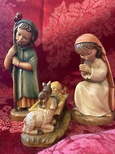 Anri Nativity 8 Pieces