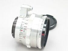 Zeiss Flektogon Lens 35mm f/2.8 Exakta Preset125