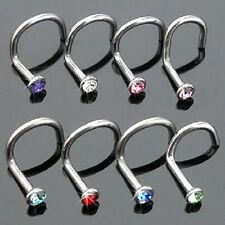 Stainless Steel 18g (1 mm) Ring Body Piercing Jewellery