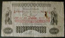 More details for 1916 bank of ireland £1 baskin